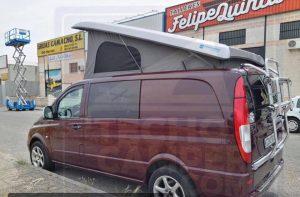 techo elevable furgoneta mercedes