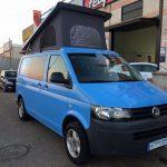 camper volkswagen techo elevable